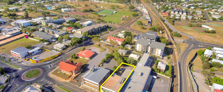 Offices commercial property for lease at 143 Goondoon Street Gladstone Central QLD 4680