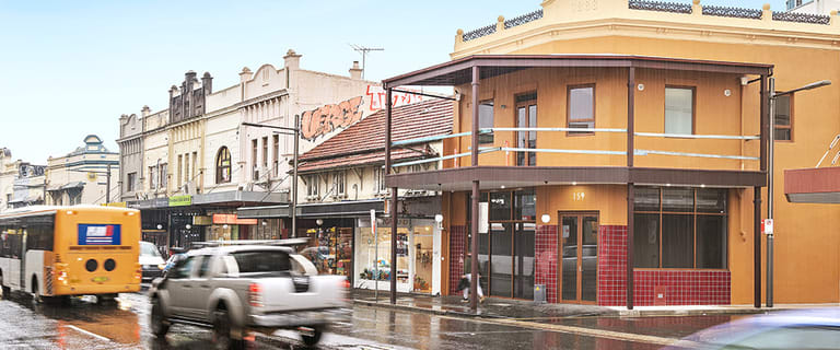 Showrooms / Bulky Goods commercial property for lease at 159 King Street Newtown NSW 2042