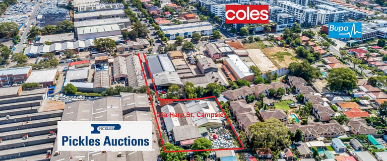 Development / Land commercial property for sale at 26a Harp Street Campsie NSW 2194