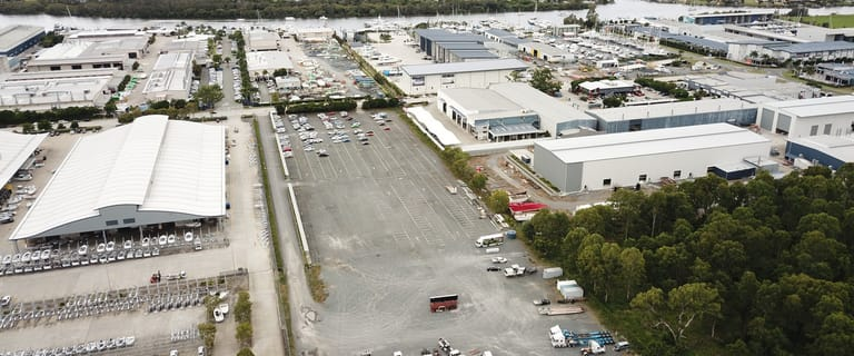Development / Land commercial property for lease at 35 Waterway Drive Coomera QLD 4209