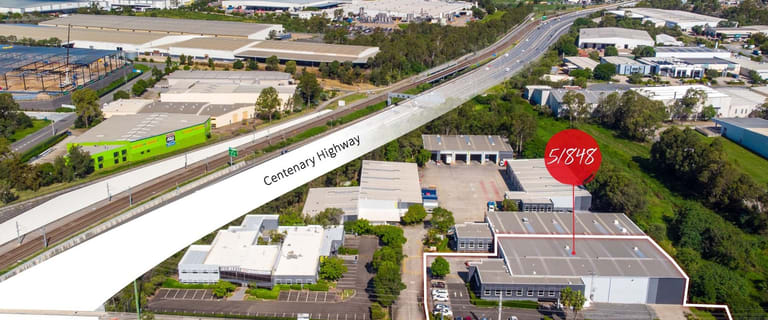 Offices commercial property for lease at 848 Boundary Road Richlands QLD 4077