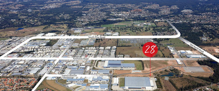 Factory, Warehouse & Industrial commercial property for lease at 28 Robertson Street Brendale QLD 4500