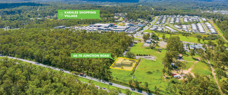 Offices commercial property for lease at 68-70 Junction Road Karalee QLD 4306