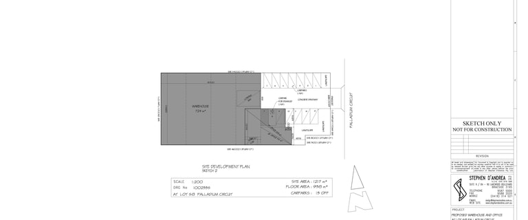 Factory, Warehouse & Industrial commercial property for sale at 40 Palladium Circuit Clyde North VIC 3978