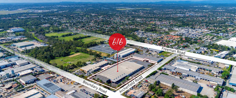 Offices commercial property for lease at 616 Boundary Road Richlands QLD 4077