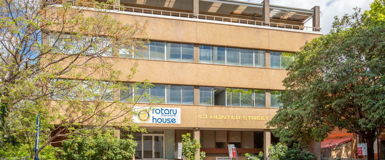 Medical / Consulting commercial property for lease at 41-43 Hunter Street Parramatta NSW 2150