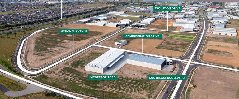 Factory, Warehouse & Industrial commercial property for sale at 40 Southeast Boulevard Pakenham VIC 3810
