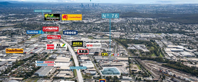 Factory, Warehouse & Industrial commercial property for lease at 76 Postle Street Coopers Plains QLD 4108