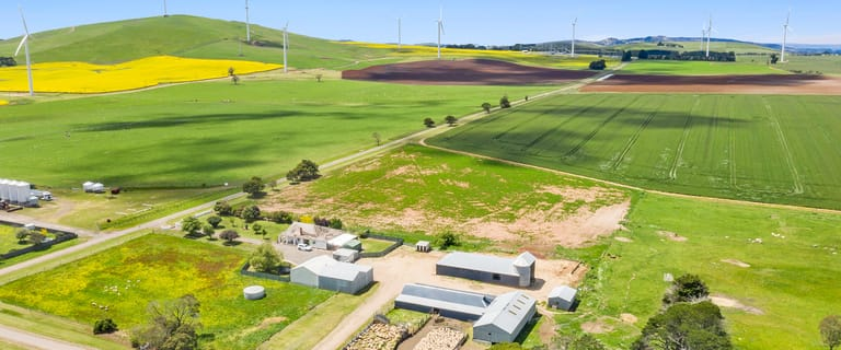 Rural / Farming commercial property for sale at 383 Troys Road Waubra VIC 3352