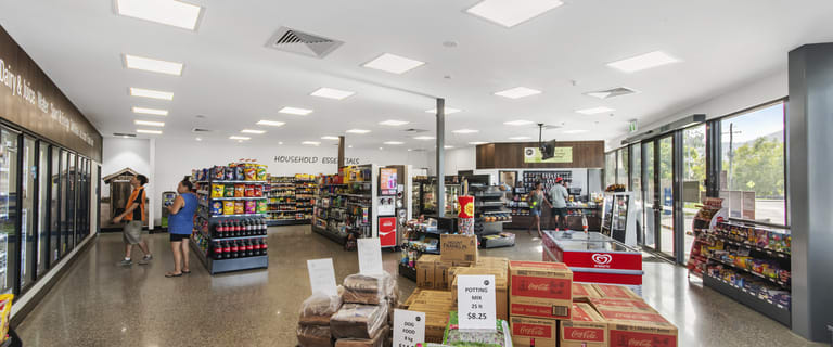 Shop & Retail commercial property sold at 2-4 Cnr Riverway Drive & Santal Drive Rasmussen QLD 4815