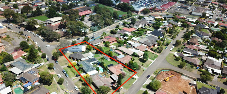 Development / Land commercial property for sale at 61-65 Lucas Ave Moorebank NSW 2170