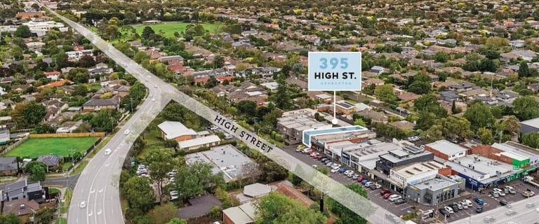Offices commercial property sold at 395 High Street Ashburton VIC 3147