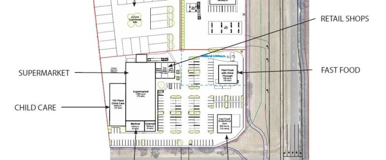 Development / Land commercial property for sale at 10 Balbethan Drive Sunbury VIC 3429