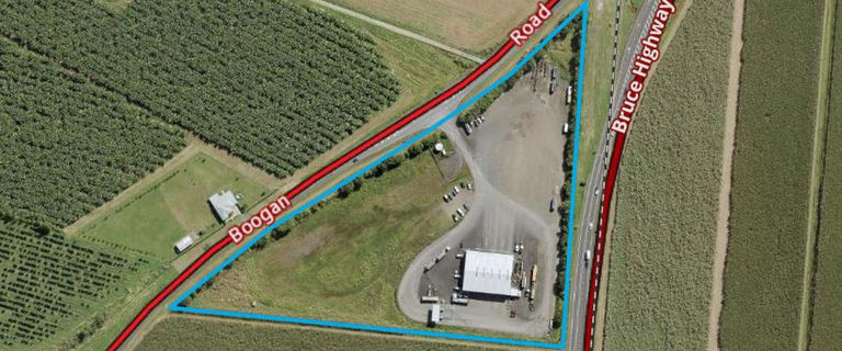 Factory, Warehouse & Industrial commercial property for sale at 16 Boogan Road Boogan QLD 4871
