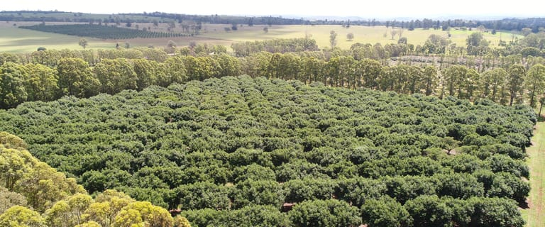 Rural / Farming commercial property for sale at 0 Blackbutt Crows Nest Road Blackbutt South QLD 4314