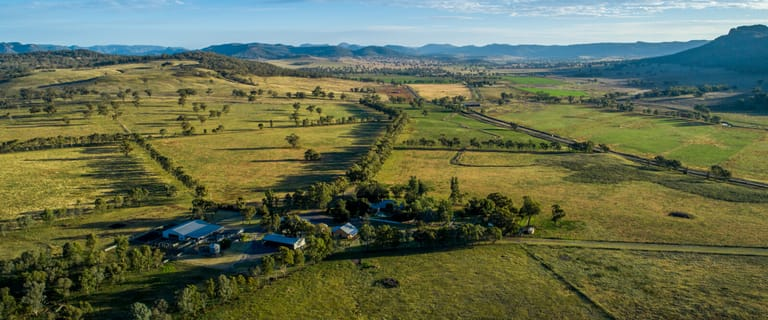 Rural / Farming commercial property for sale at Bylong NSW 2849