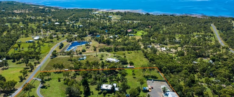 Factory, Warehouse & Industrial commercial property for sale at 13 Lawson Street Midge Point QLD 4799