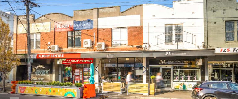 Shop & Retail commercial property for sale at 432 Centre Road Bentleigh VIC 3204