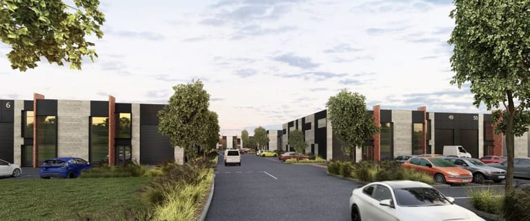Factory, Warehouse & Industrial commercial property for sale at 1-28/1889 Frankston - Flinders Rd Hastings VIC 3915