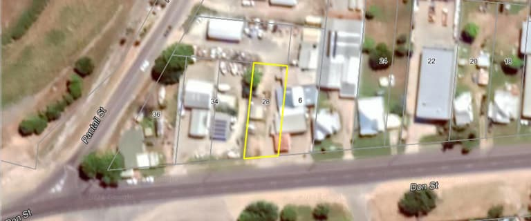 Factory, Warehouse & Industrial commercial property for sale at 28 Don Street Bowen QLD 4805
