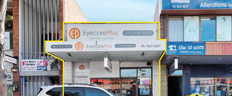 Medical / Consulting commercial property for sale at 3 Memorial Avenue Merrylands NSW 2160