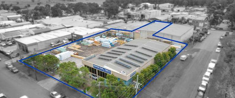 Factory, Warehouse & Industrial commercial property for sale at 46 Edward Street Riverstone NSW 2765