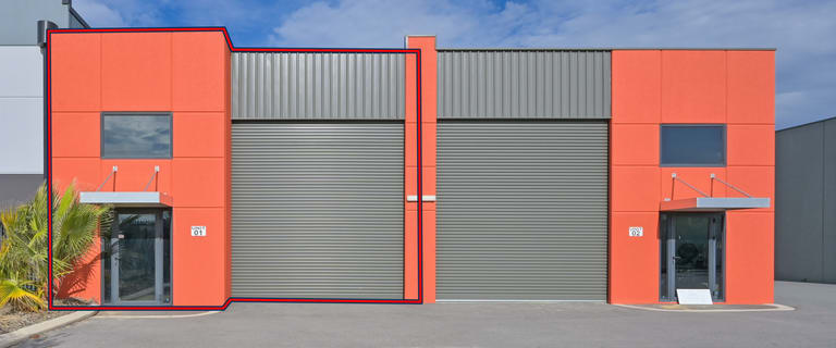 Factory, Warehouse & Industrial commercial property for sale at 1/16 Remisko Drive Forrestdale WA 6112