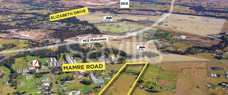 Factory, Warehouse & Industrial commercial property for sale at 1080-1094 Mamre Road Kemps Creek NSW 2178