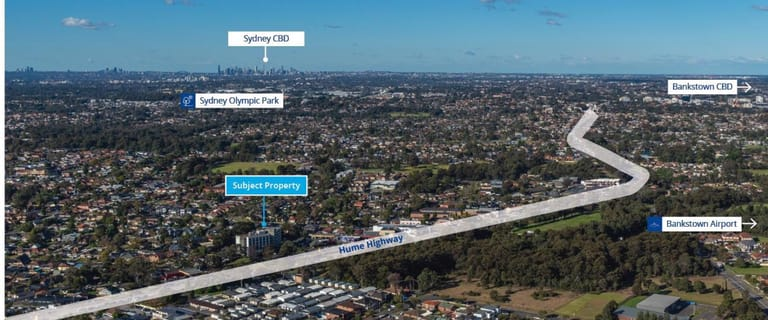 Hotel, Motel, Pub & Leisure commercial property for sale at Rydges Bankstown 874 Hume Highway Bass Hill NSW 2197