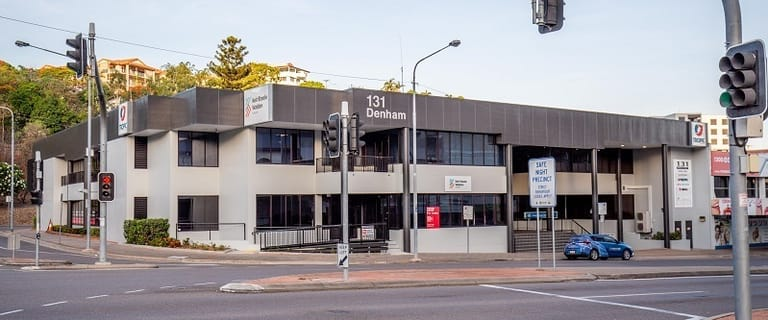 Offices commercial property for lease at 131 Denham Street Townsville City QLD 4810