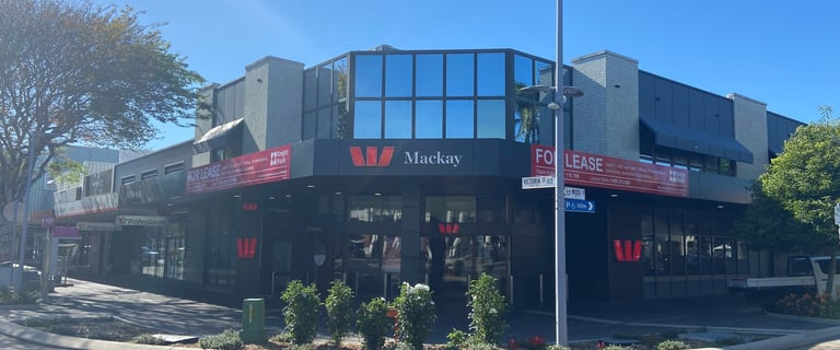 Offices commercial property for lease at Level 2/42 Wood Street Mackay QLD 4740