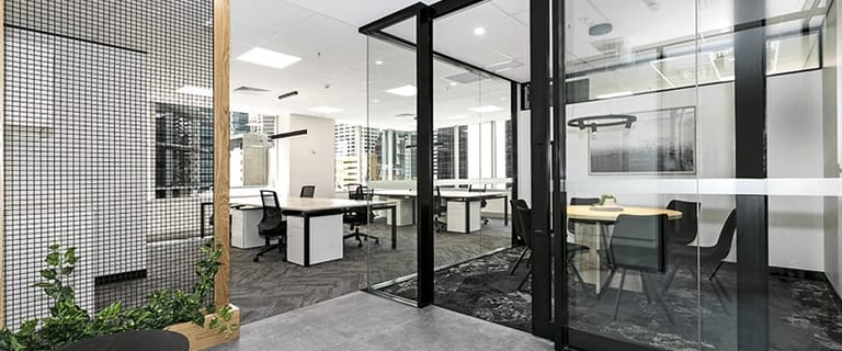 Serviced Offices commercial property for lease at 100 Edward Street Brisbane City QLD 4000