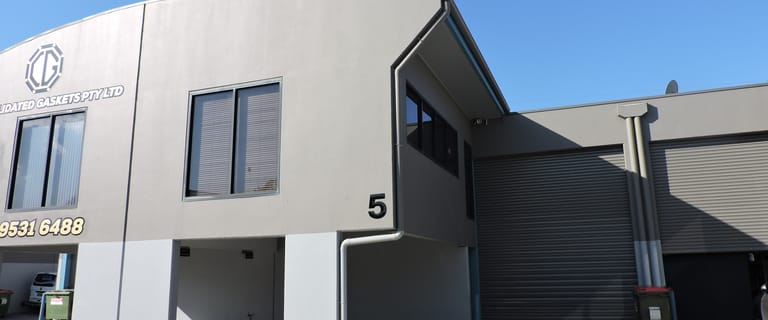 Industrial / Warehouse commercial property for lease at 5/16-18 Northumberland Road Caringbah NSW 2229