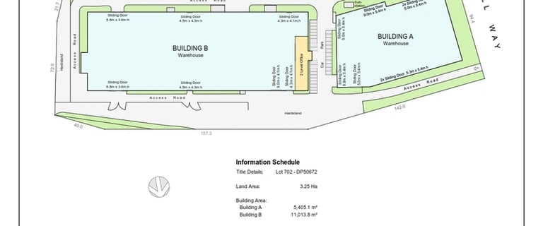 Industrial / Warehouse commercial property for sale at 99 Quill Way Henderson WA 6166