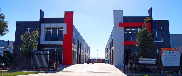 Factory, Warehouse & Industrial commercial property for lease at 8/6-8 Morialta Road Cranbourne VIC 3977