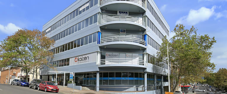 Offices commercial property for lease at Level 3/63 Market Street Wollongong NSW 2500