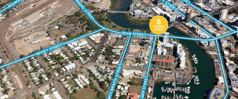 Retail commercial property for lease at 8-10 Palmer Street South Townsville QLD 4810