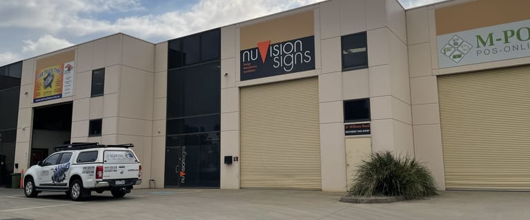 Factory, Warehouse & Industrial commercial property for lease at 31 Williams Road Dandenong VIC 3175