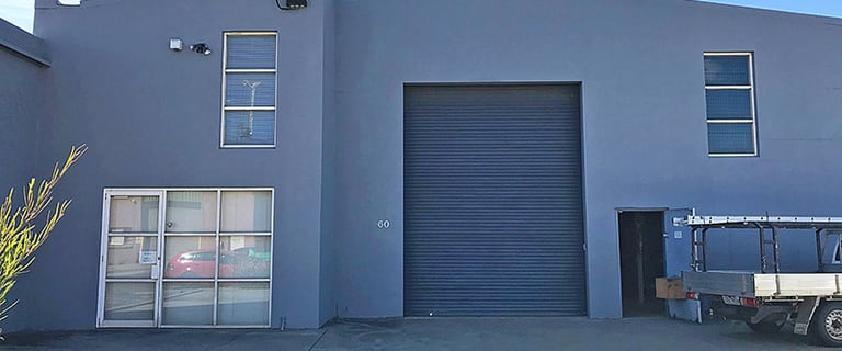 Factory, Warehouse & Industrial commercial property for lease at 60 Cambro Road Clayton VIC 3168