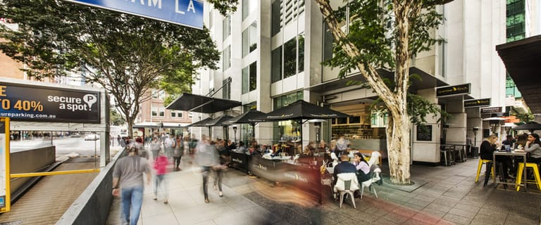 Offices commercial property for lease at 100 Creek Street Brisbane City QLD 4000