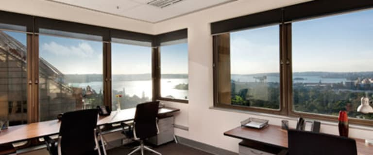 Serviced Offices commercial property for lease at Level 13/167 Macquarie Street Sydney NSW 2000