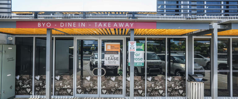 Shop & Retail commercial property for lease at 4/217 Sheridan Street Cairns QLD 4870