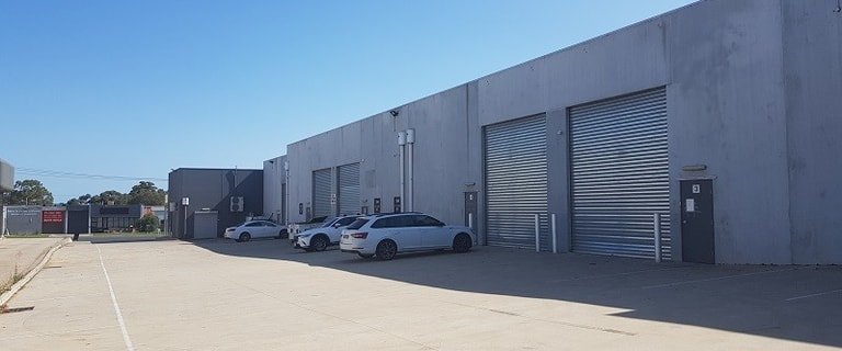 Factory, Warehouse & Industrial commercial property for lease at 4/2 Tullamarine Road Tullamarine VIC 3043