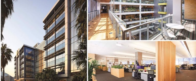 Offices commercial property for lease at 10 Dawn Fraser Avenue Sydney Olympic Park NSW 2127