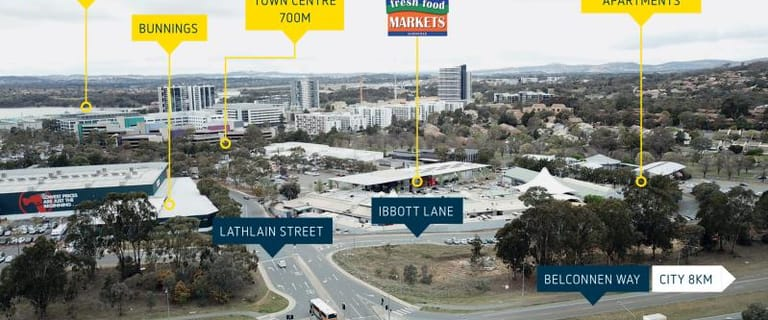 Retail commercial property for lease at 2 Ibbott Lane Belconnen ACT 2617