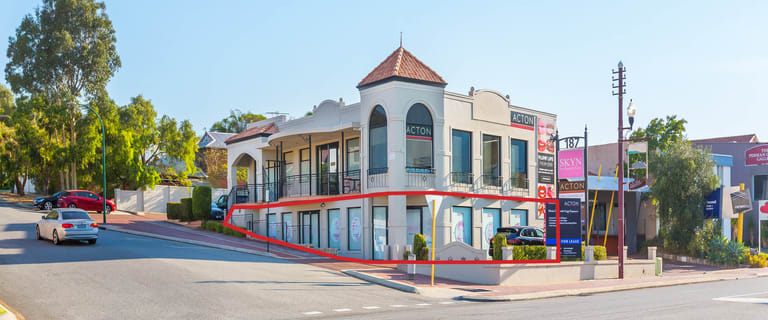 Other commercial property for lease at Ground Floor 187 Stirling Highway Nedlands WA 6009