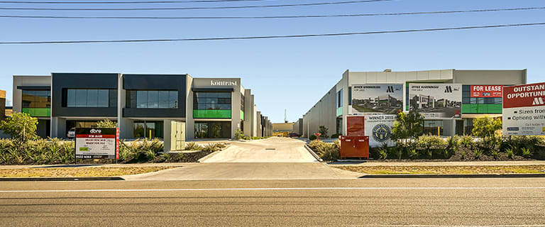 Industrial / Warehouse commercial property for lease at 7/105 Cochranes Road Moorabbin VIC 3189