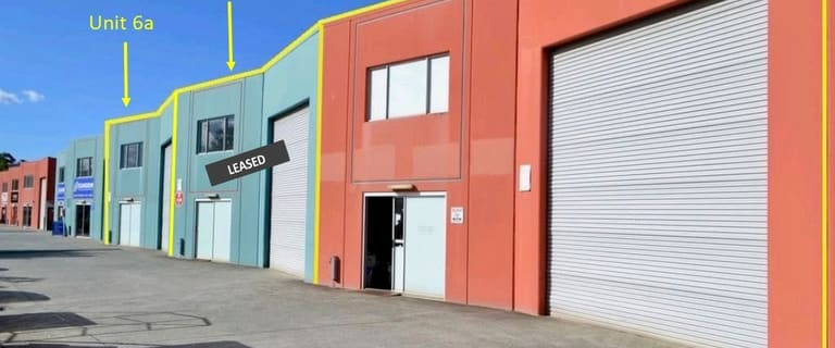 Industrial / Warehouse commercial property for lease at 4-6/225a Brisbane Road Biggera Waters QLD 4216