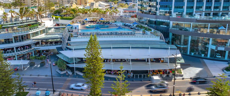 Retail commercial property for lease at Soul Boardwalk/4 The Esplanade Surfers Paradise QLD 4217