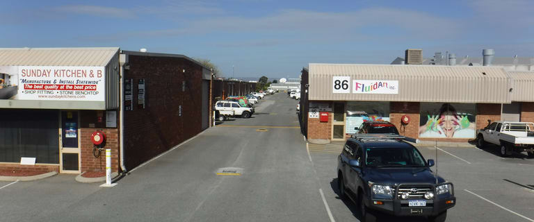 Factory, Warehouse & Industrial commercial property for lease at 23/86 Beechboro Rd Bayswater WA 6053